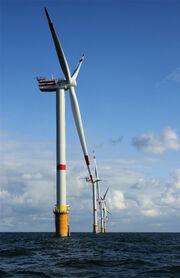 Windmills D1-D4 (Thornton Bank)