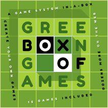 Green Box box front
