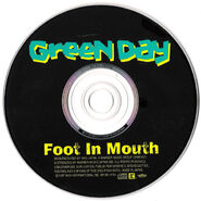 Foot In Mouth (Disc)
