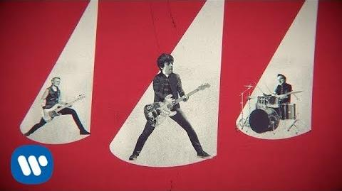 Green Day - Too Dumb to Die (Official Lyric Video)
