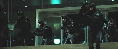Swat m3 in intro