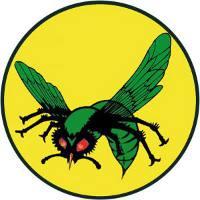 Green hornet symbol