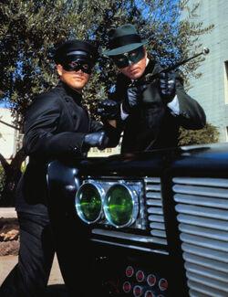 Kato and Green Hornet