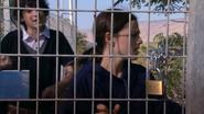 Dina escapes Matti blabs