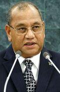 Christopher Loeak (Marshall Islands)