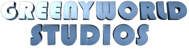File:GreenyWorld Studios 2013 Words-only Logo.png