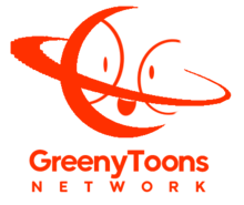 GreenyToons Network logo 2016