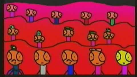 Greeny Phatom Sampler Tape (1999)