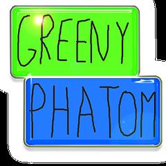 1080p Greeny Phatom logo