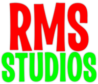 RMS Studios logo