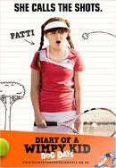 Gregs Tagebuch 3 Poster Patti