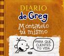 Diario de Greg móntatelo tú mismo