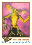 Topps Daffy the Gremlin