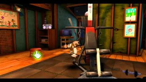 Gizmo The game trailer gameplay