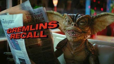 GREMLINS RECALL (UNAUTHORIZED FAN FILM)