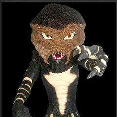 The Mugger Gremlin figure