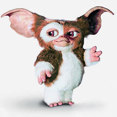 Gizmo, the most well-known mogwai.