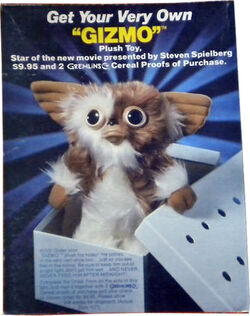 Gizmo cereal