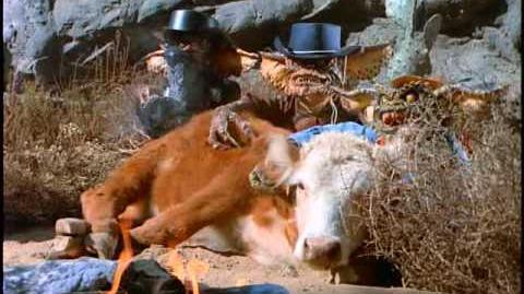 John Wayne scene
