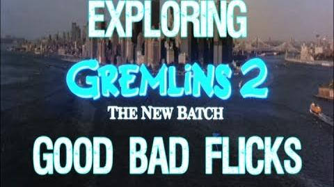 Exploring Gremlins 2 The New Batch