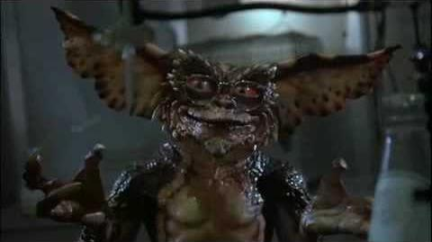 Gremlins 2 The New Batch (1990) - The Brain Gremlin