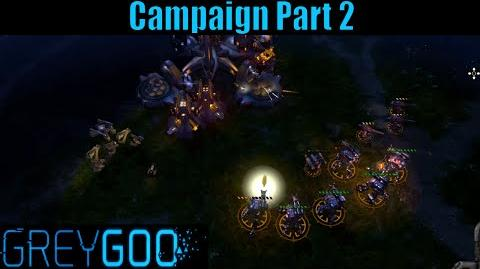 Let`s Play Grey Goo Campaign Part 2 Ruk`s Bend