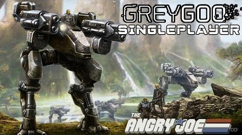 AngryJoe Plays GreyGoo! Singleplayer