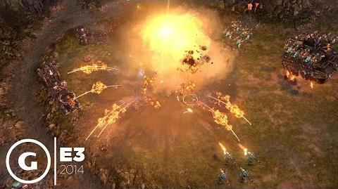 Grey Goo Gameplay - E3 2014