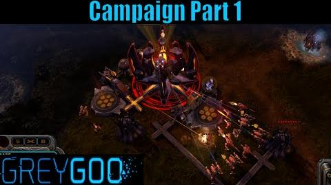 Let`s Play Grey Goo Campaign Part 1 Hunters Valley