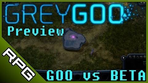 Grey Goo Preview - Goo vs Beta