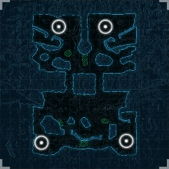 GG Map Barricade Run