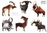 GG Concept Prop8 Animals