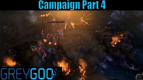 Let`s Play Grey Goo Campaign Part 4 The Trench