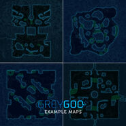 GG Example Maps