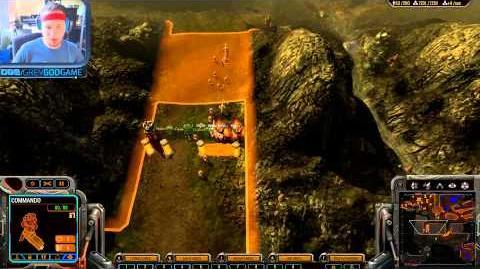 Grey Goo - Developer Gameplay Livestream - 2v2 Unranked - Team Chicken