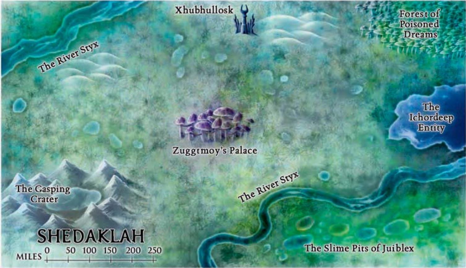 Shedaklah | Greyhawk Wiki | FANDOM powered by Wikia on