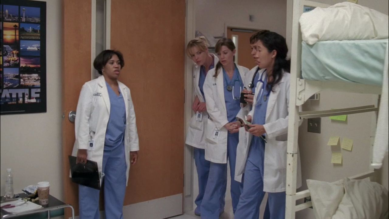 Grey\'s Anatomy and Private Practice Wiki:Intern Briefing | Grey\'s ...