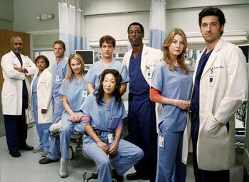 Season 1 Greys Anatomy