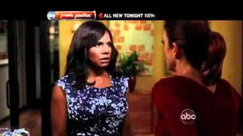 Private Practice 4x02 NEW Promo