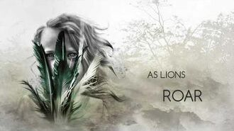 """Lions Roar"" - Speak, Brother"