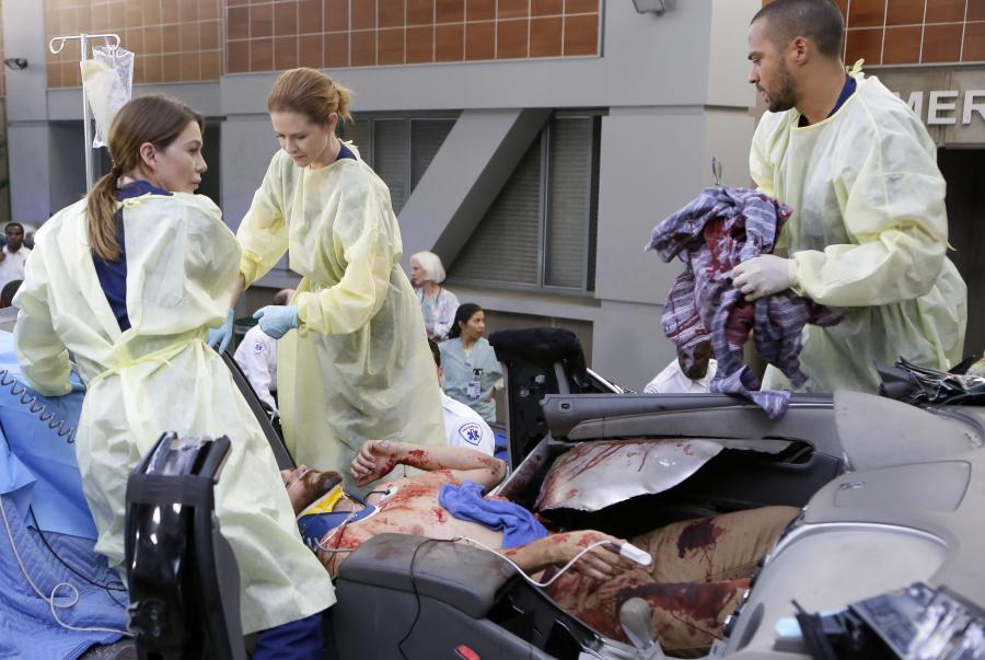 Trauma Surgery   Grey's Anatomy Universe Wiki   FANDOM