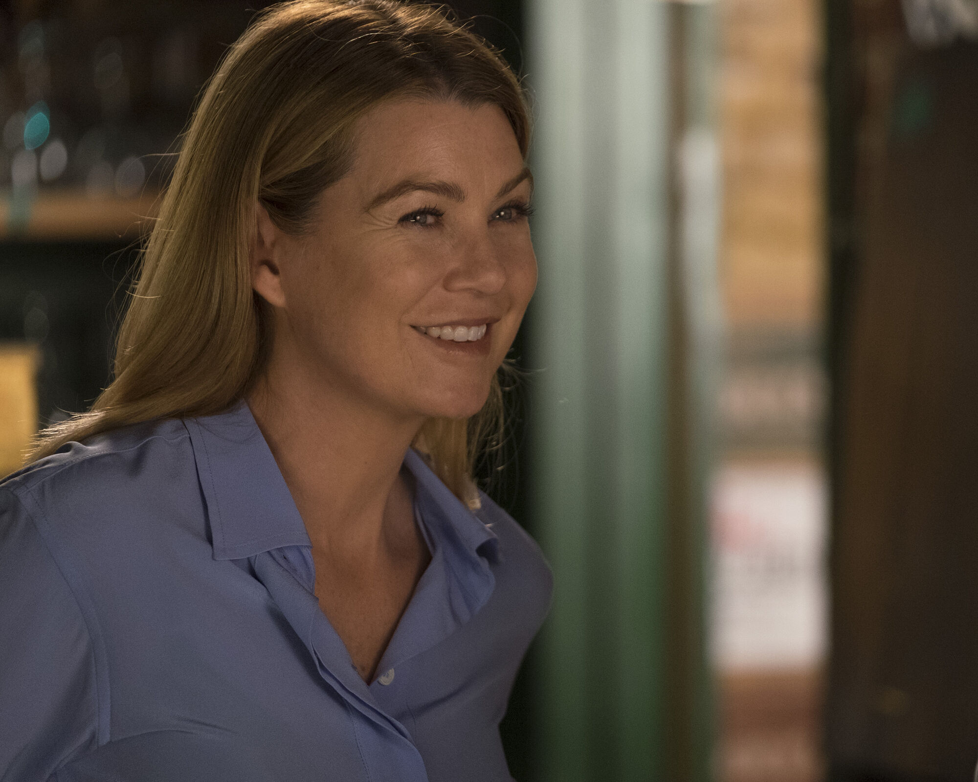 Grey Meredith
