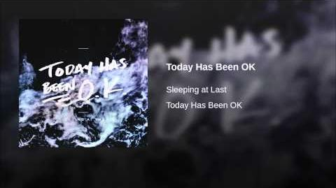 """Today Has Been OK"" - Sleeping at Last"