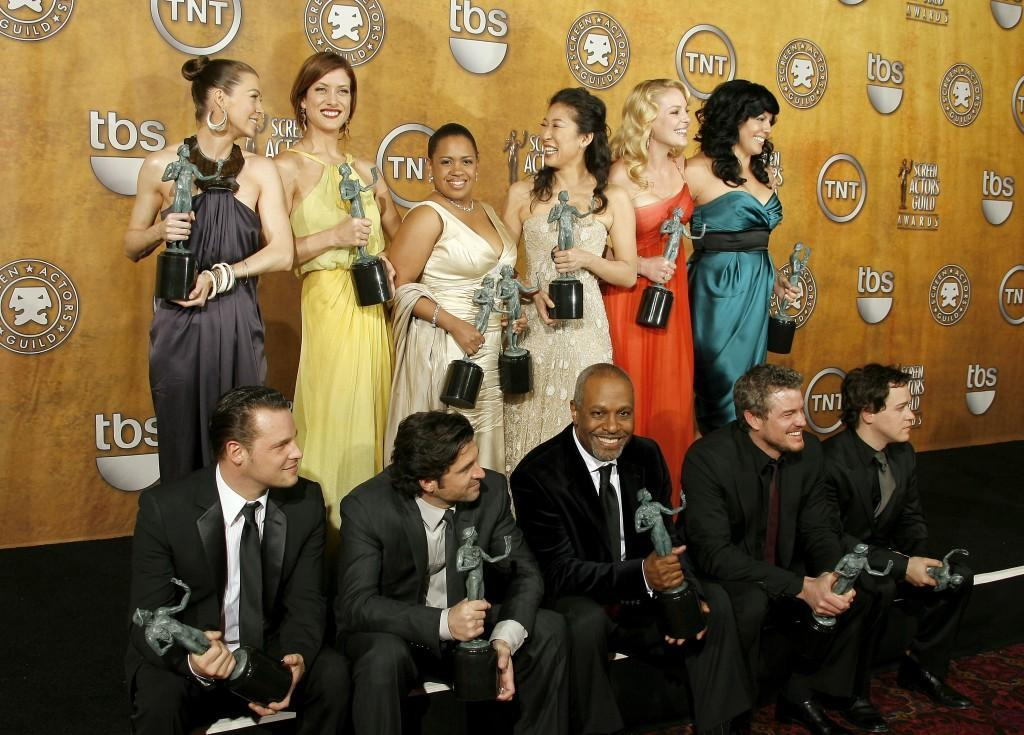 Grey\'s Anatomy/Awards | Grey\'s Anatomy Universe Wiki | FANDOM ...