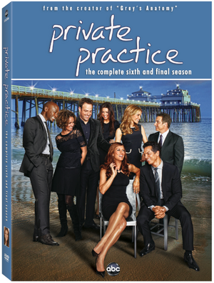 PrivatePracticeS6DVD