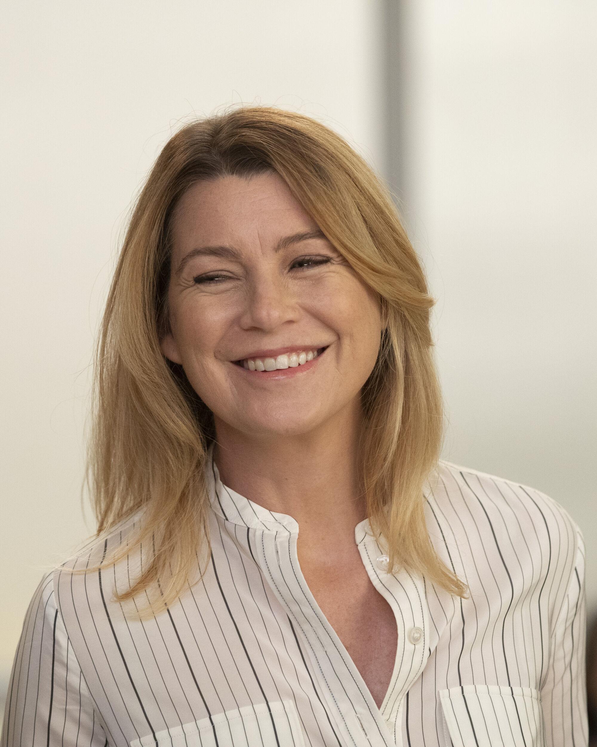 GreyS Anatomy Meredith