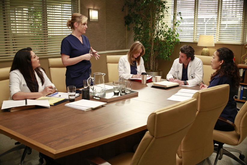 Lawsuit And Buying The Hospital Greys Anatomy Universe Wiki
