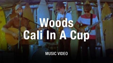 """Cali in a Cup"" - Woods"