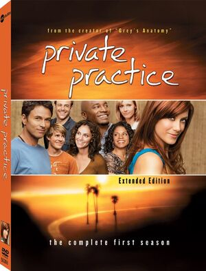 PrivatePracticeSeason1ExtendedEditionDVD