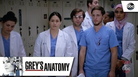 Grey's Anatomy B-Team – Episode Six